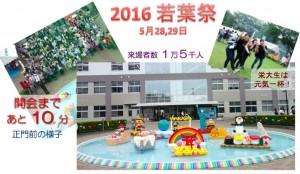 2016若葉祭