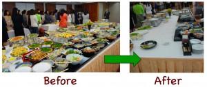 お料理Before&After